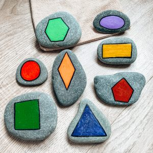 Shape Learning Stones